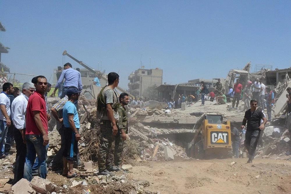 Atentado en Siria deja 50 muertos y 170 heridos