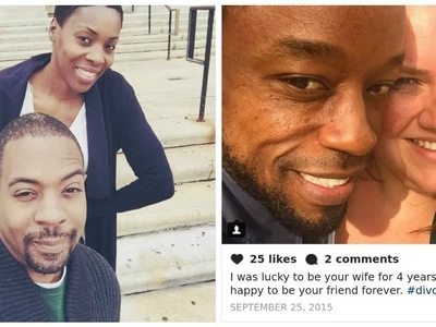 EERIE trend! Divorced couples are now happily posting selfies on social media (photos)