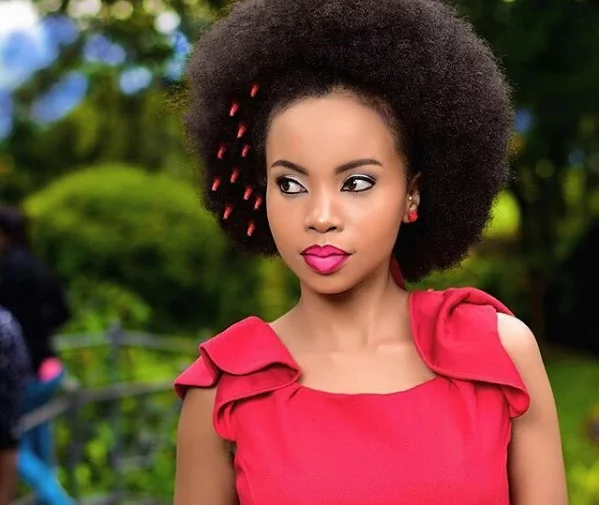 Famous Kenyan actress Brenda Wairimu actively shares the photos of her baby with the world