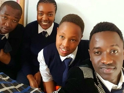 17 memorable photos from Citizen TV's Tahidi High when OJ, Freddy, Shish were the real deal