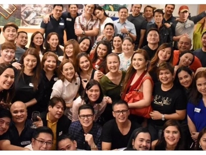 Nostalgic! 'That's Entertainment' Christmas Reunion, a star-studded gathering