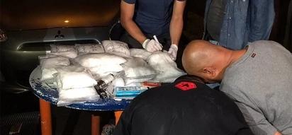 Kumpiskado! P100-M worth of shabu seized in Ongpin buy-bust operation