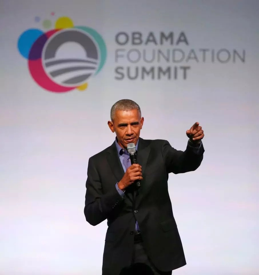 Watch Chance The Rapper and The National perform for Barack Obama