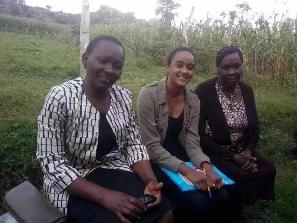 Bintiye Rais Uhuru Kenyatta afanya jambo usilotarajia
