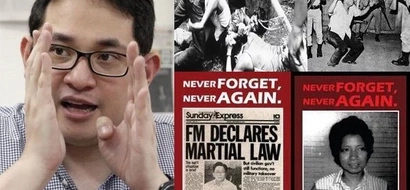 Di pwede tsismis! Senator condemns online efforts to rewrite Martial Law facts