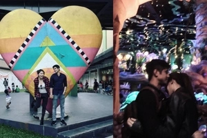 13 sweeter than they seem photos of Kylie Padilla and Aljur Abrenica prove how deeply in love they are