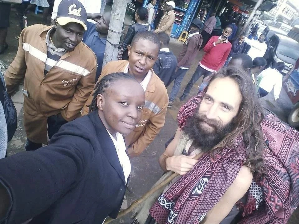 Scare after Kenyans spot Jesus look alike on Nairobi streets