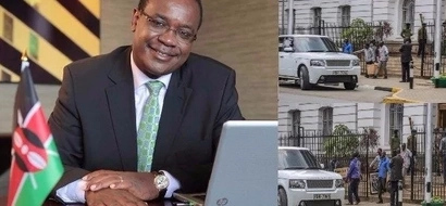 Evans Kidero moves out of City Hall to give Mike Sonko space (photos)