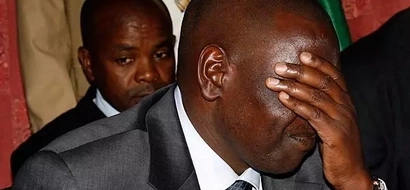Men are endangered, Jubilee MP defends DP Ruto after he admitted to cheating on his wife