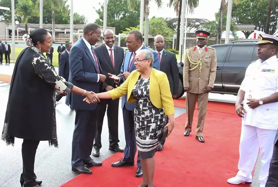 First Lady Margaret Kenyatta reveal her next focus after Uhuru leaves office