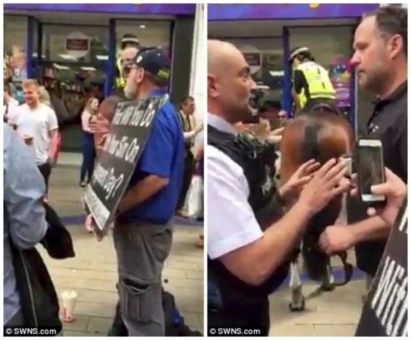 "Christian preachers face trial for saying ""Mohammed is a liar"" and ""Allah is the greatest deceiver"" (photos, video)"