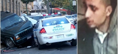 NY Cop Leaves Car's Keys In Ignition. So Thug Doesn't Miss Chance To Ride Dirty...