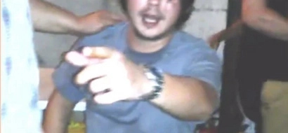 WATCH: Baron Geisler involved in another fight!