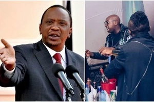New turn of events after Sauti Sol accused President Uhuru OF STEALING from them