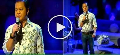 Watch Noli de Castro sing cover of Ed Sheeran's 'Thinking Out Loud' on Magandang Buhay!