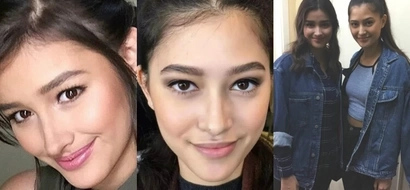 These photos of Liza Soberano and Asia's Next Top Model PH bet Maureen Wroblewitz prove that they would pass as twins