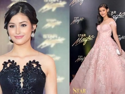 Gandang pinagpala! Liza Soberano defines perfection in all her Star Magic Ball gowns