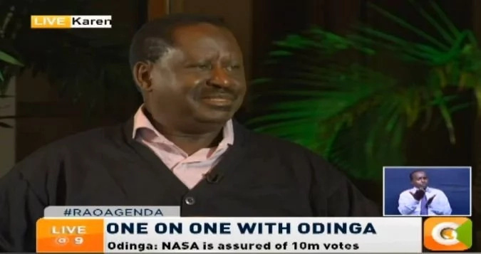Will Raila Odinga retire if he loses in the August elections?