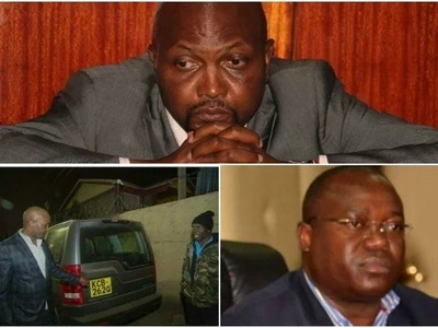 Moses Kuria attempts to clear his name on the Chris Msando murder mystery