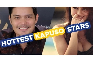 5 stars that blew up all the Kapuso's ratings! Guess who is the hottest!