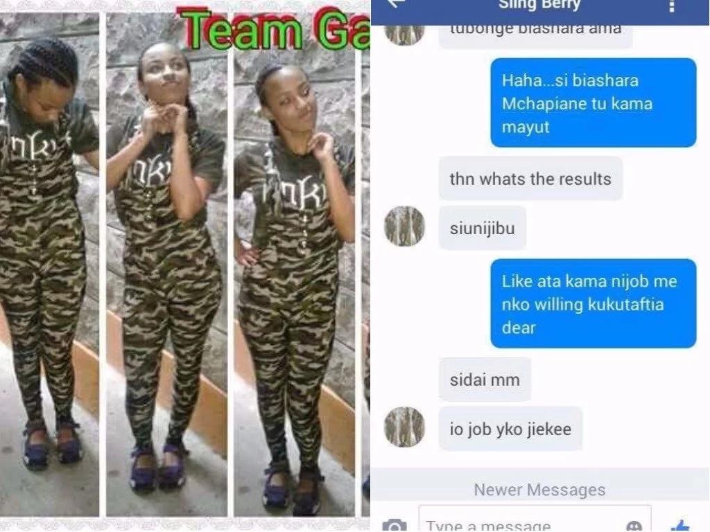 Jambazi huyu mpya wa kike jijini ni mchanga, mkaidi, hajali na haogopi kifo (picha)