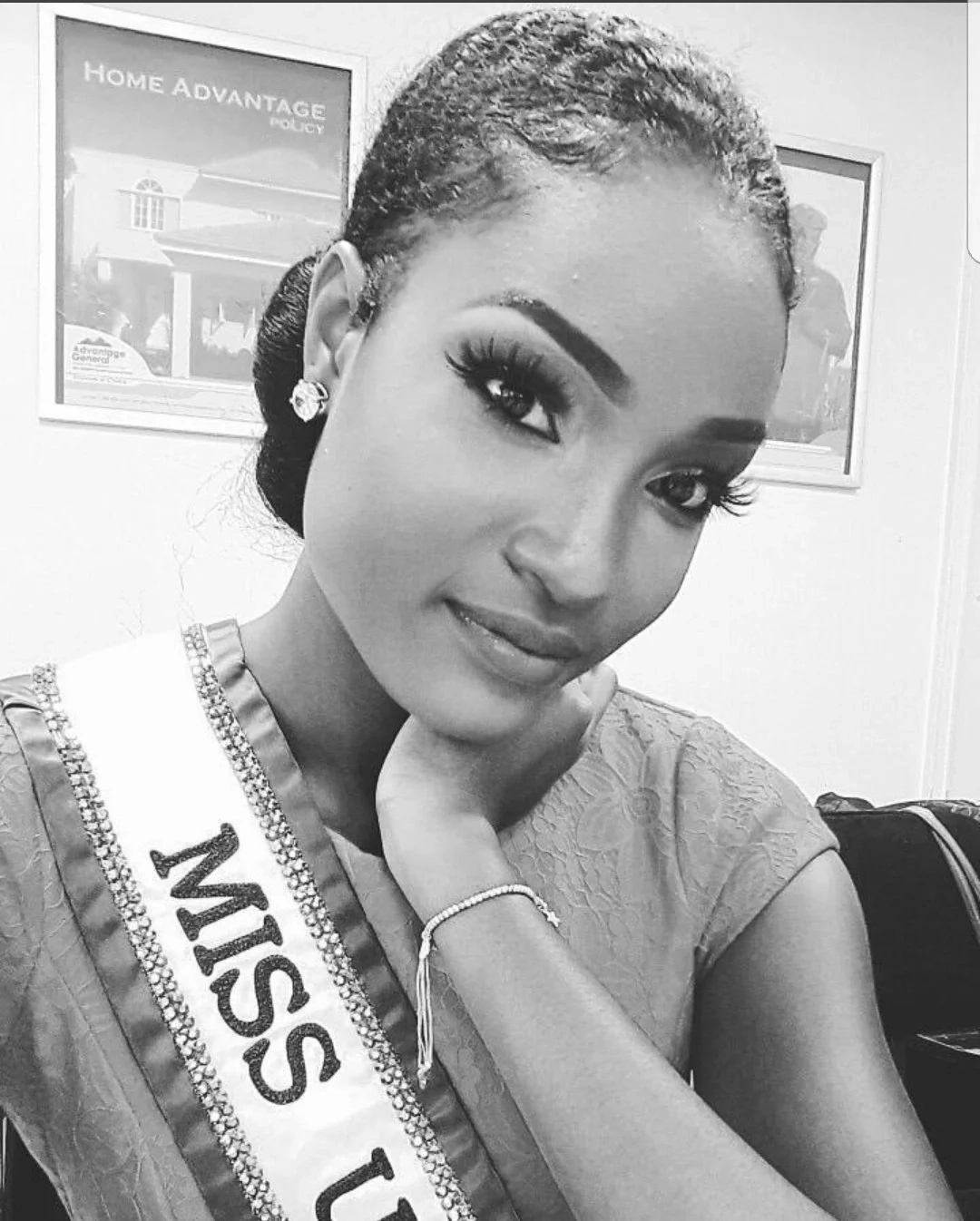 Afro wearing Jamaican beauty queen denied Miss Universe title leaving fans outraged