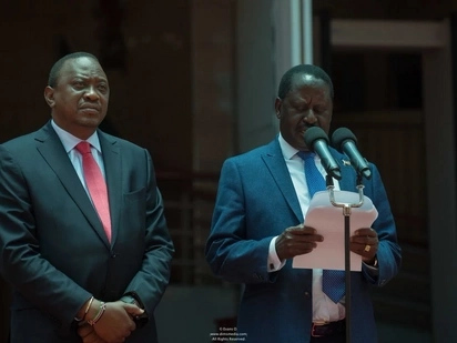I must reach out to opponents first before meeting my co-principals - Raila