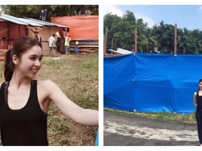 "Julia Barretto's dream house is now being constructed: ""This is still so surreal to me"""