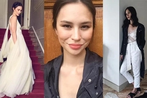 Sosyal din ang kapatid ni Georgina! Jessica Wilson stuns as newest Sunnies model