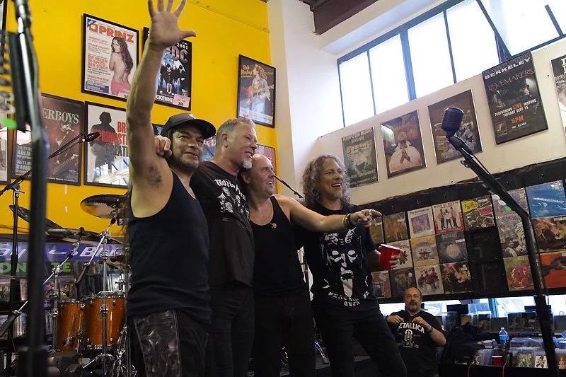 Metallica volvería a Colombia en 2017. ¿En cuál ciudad tocará?