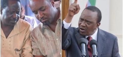 Rais Uhuru anafaa kuendelea kuwafokea VIONGOZI wa muungano wa NASA; pata kujua sababu