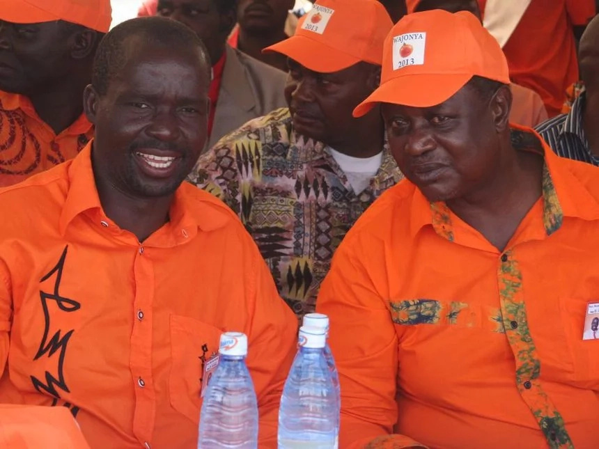 It was a biological accident: Raila Odinga's brother speaks