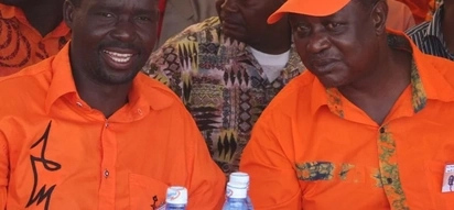 Raila's brother makes his application to the East African Assembly