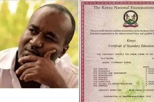 After KCSE drama, government now goes after Joho's KCPE certificate