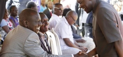 DP Ruto's Message To Senator Khalwale Over His Drunk Bulls