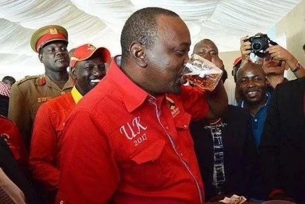 Mpeni Uhuru muda zaidi nyumbani aifurahie bia yake – Boni Khalwale