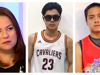 Sumali na ang mommy! Karla Estrada finally reacts to Daniel Padilla and Paul Salas' conflict on social media about the Star Magic basketball game!