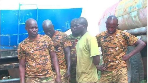 Ugandan Amisom soldiers linked to black market trade