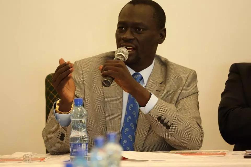 ODM governor attends Uhuru's inaguration
