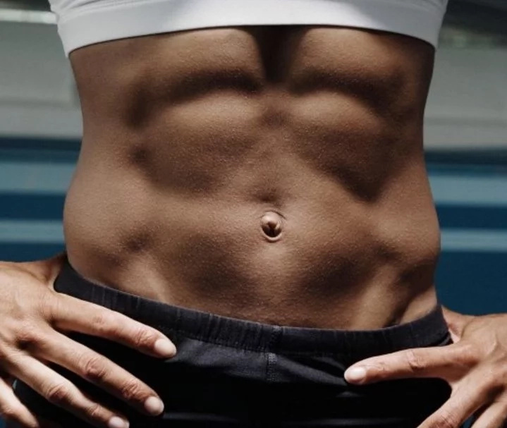 how to make flat stomach at home