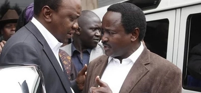 Kalonzo Musyoka sincerely warns Uhuru against accepting those who defect from his Wipe Party
