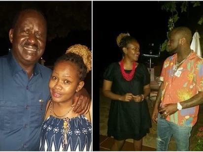 Habari za kutatanisha zaidi zaibuka kuhusu kisura wa kuvutia aliyepigwa picha na Raila Zanzibar (picha)