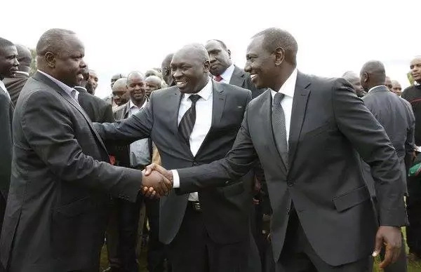 DP Ruto turns on governor because of land issues