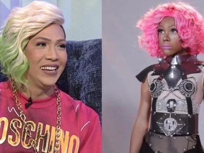 Vice Ganda makes up to his 'dowter' Awra with his sweet and inspiring messages