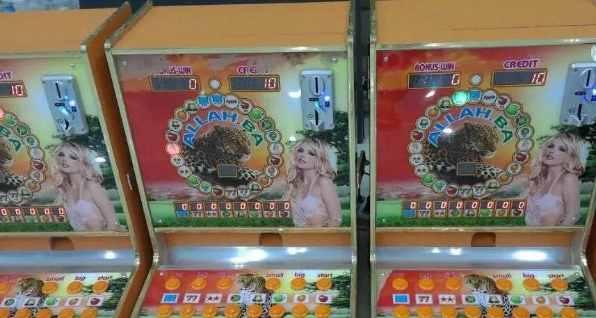 Pastor killed for stealing gambling machine