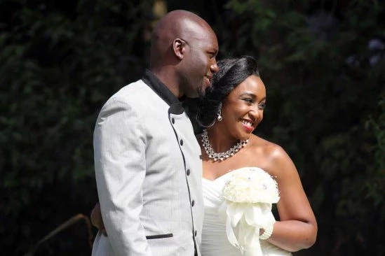 KTN's Betty Okari's marriage to Dennis Okari hits rock bottom