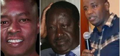 Kenyans go untamed after Raila Odinga confuses moderators during 'Presidential monologue'