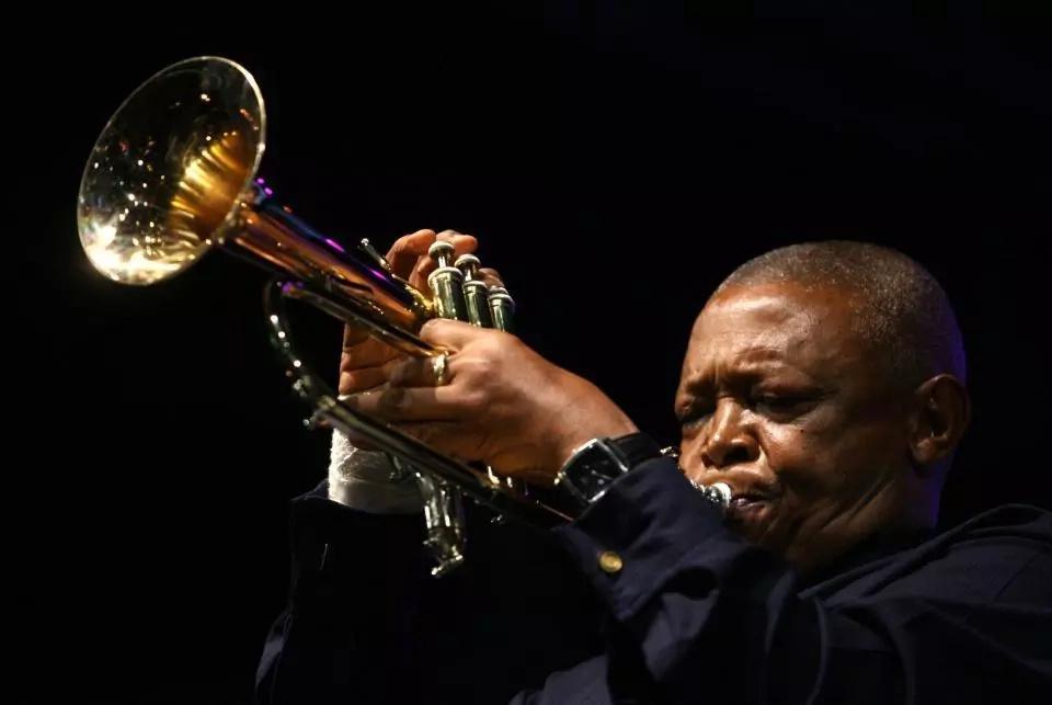 Sal Masekela pays tribute to his father, 'Bra Hugh'