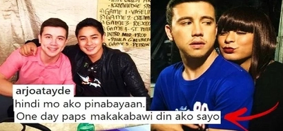 Mahal pala ni Joaquin si Cardo! Arjo Atayde has the sweetest message to his 'Ang Probinsyano' co-star Coco Martin