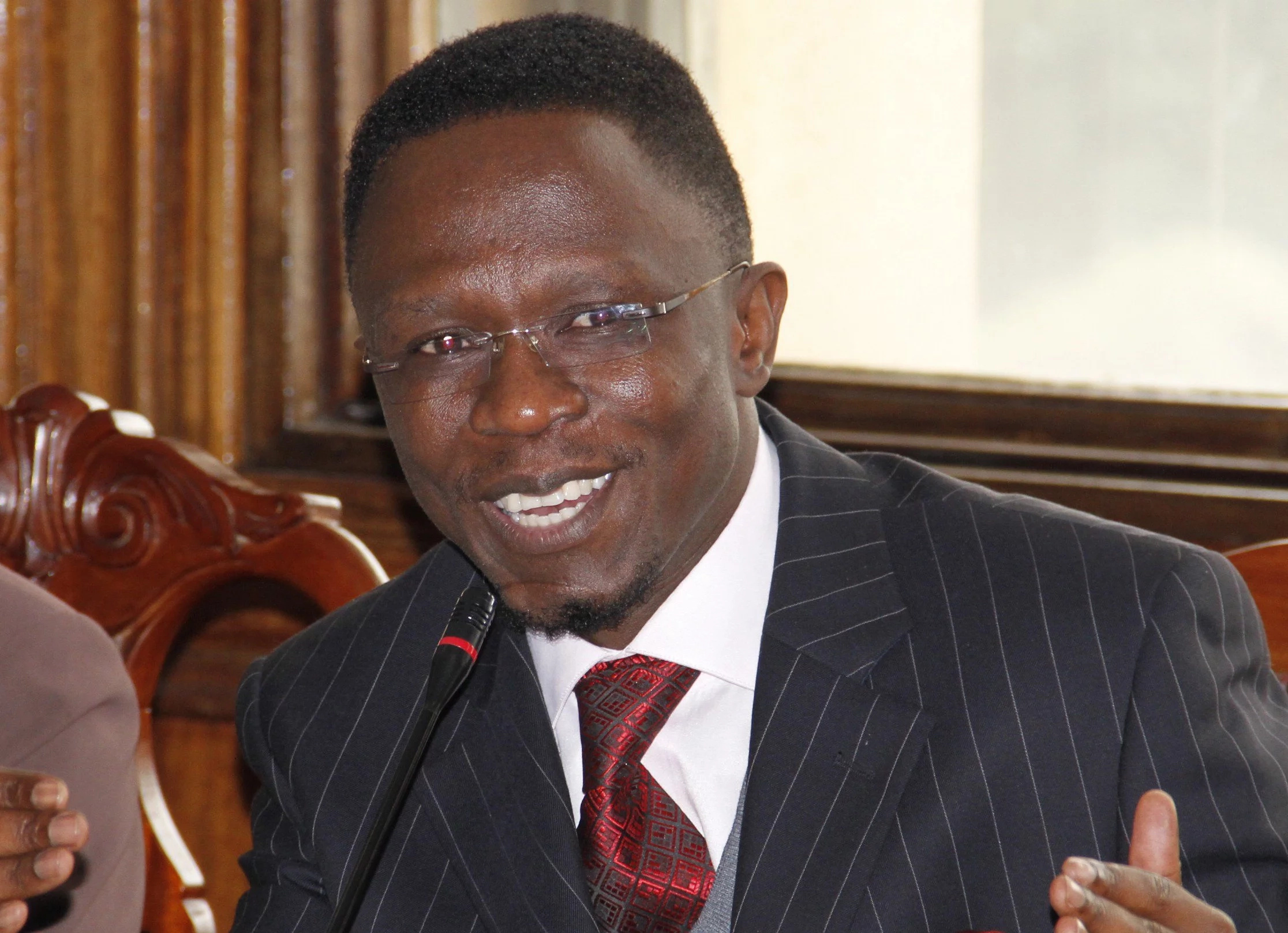 Ababu tears Raila apart again